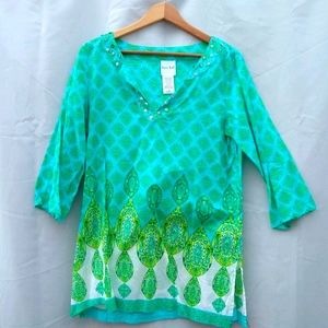 Kate Hill Tunic spring/summer
